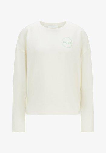 ELINA ACTIVE - Long sleeved top - natural