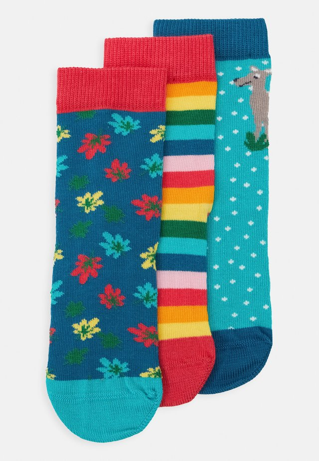 SUSIE SOCKS 3 PACK - Sokker - multicolor