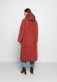 DAY Birger et Mikkelsen - NEW JUSTINE - Classic coat - fired brick - 2