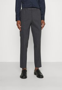 Selected Homme - SLHMATTHEW  - Completo - dark grey/structure - 3