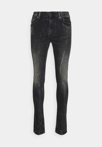 D-AMNY-Y - Slim fit jeans - washed black