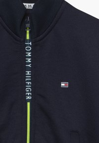 Tommy Hilfiger - SPORTS COLOURBLOCK TRACKTOP - Hoodie met rits - blue - 3