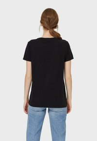 Stradivarius - T-shirts print - black - 1