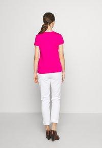 Polo Ralph Lauren - T-shirt basic - accent pink - 2