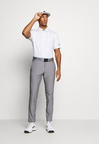 adidas Golf - ULTIMATE PANT - Tygbyxor - grey three - 1