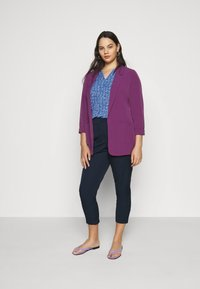 CAPSULE by Simply Be - JACKETS LIGHTWEIGHTS - Blazer - purple - 1