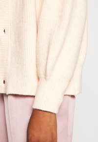 Molly Bracken - LADIES CARDIGAN - Cardigan - offwhite - 5