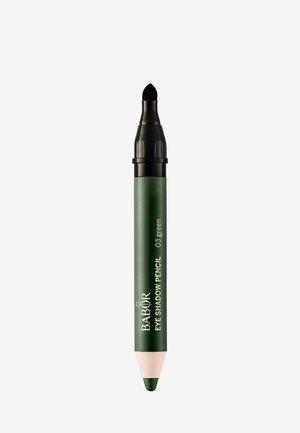 EYE SHADOW PENCIL - Eye shadow - 3 green