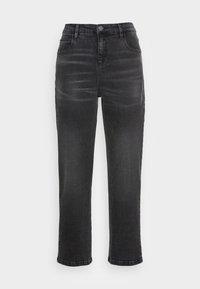 Opus - LANI AUTHENTIC - Straight leg jeans - authentic grey - 3