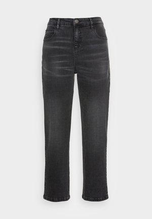 LANI AUTHENTIC - Jeans Straight Leg - authentic grey