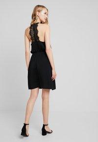 Gina Tricot - ELLY DRESS - Denní šaty - black - 3