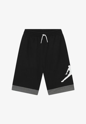 JUMPMAN AIR - Krótkie spodenki sportowe - black/carbon heather
