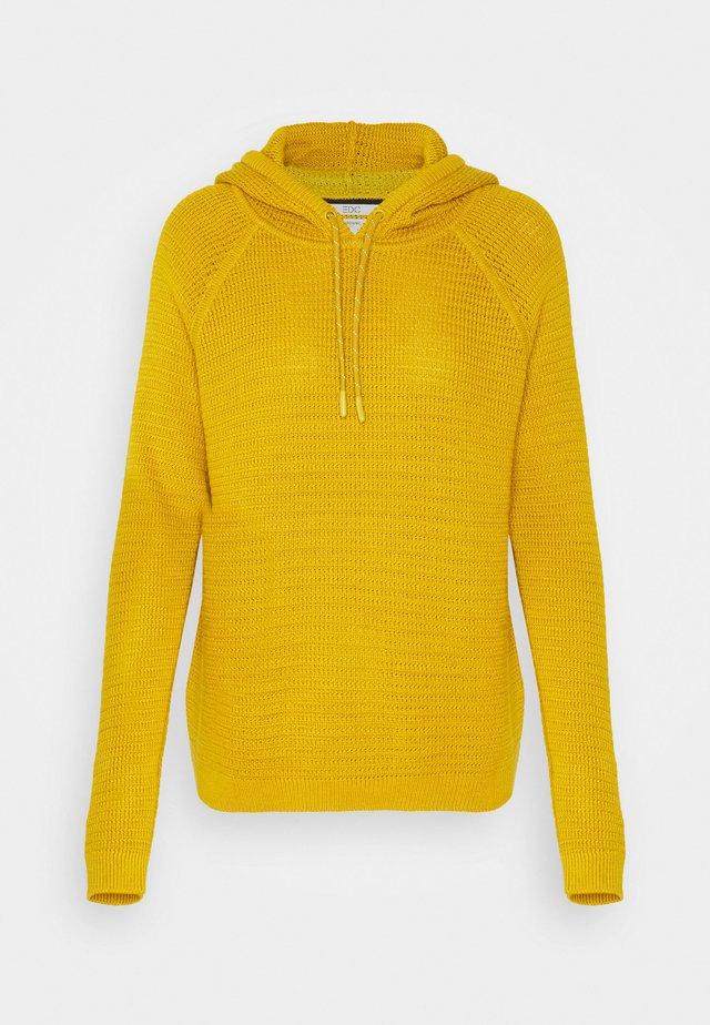 HOOD - Hoodie - brass yellow