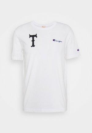 CREWNECK TOKYO - T-shirts print - white