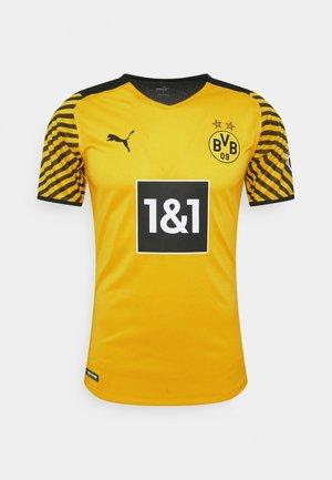 BVB BORUSSIA DORTMUND HOME AUTHENTIC  - Club wear - cyber yellow/black