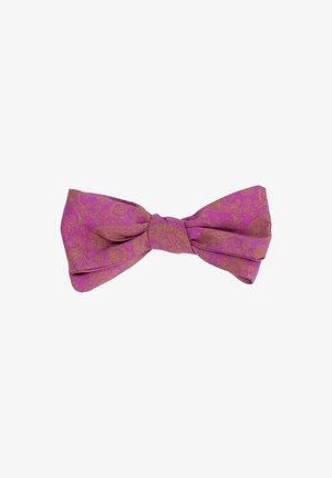COSANOSTRA - Bow tie - lila