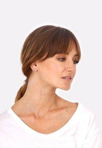 Elli - GLASS CRYSTAL - Earrings - gold - 2