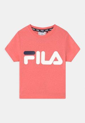 LEA CLASSIC LOGO UNISEX - Camiseta estampada - conch shell