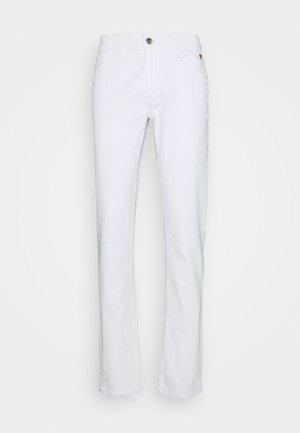Slim fit jeans - denim white