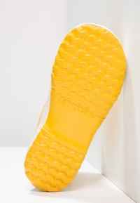 Bergstein - Botas de agua - yellow - 4