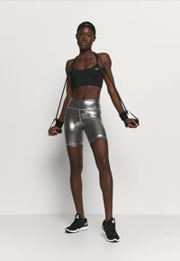 Nike Performance - ONE - Punčochy - black/metallic gold - 1