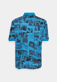 Lacoste LIVE - UNISEX - Polo shirt - blue/black - 1