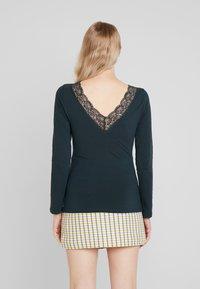 Anna Field - T-shirt à manches longues - scarab - 2