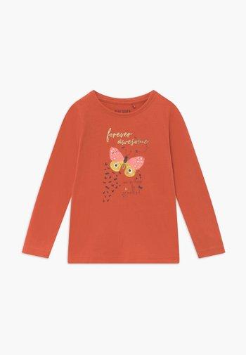 KIDS BUTTERFLIES - Long sleeved top - ginger