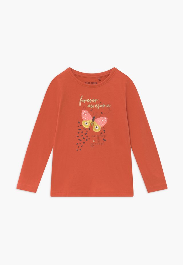 KIDS BUTTERFLIES - T-shirt à manches longues - ginger