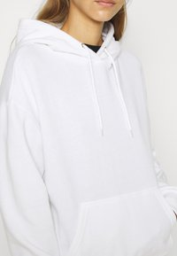 Even&Odd - BASIC - Oversize Hoodie - Hoodie - white - 5