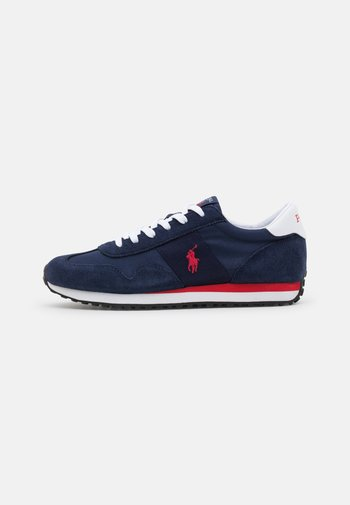 TRAIN 85 - Trainers - newport navy/red