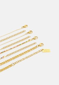 sweet deluxe - 4 PACK - Collana - gold-coloured - 1
