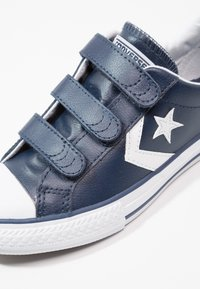 Converse - STAR PLAYER JUNIOR - Sneakers basse - navy/white - 2