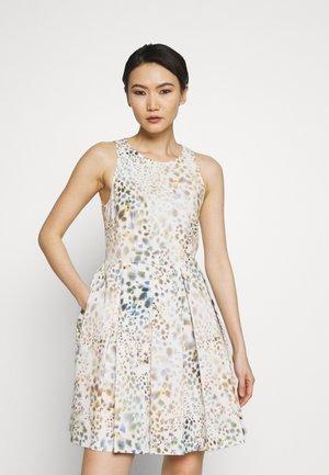 PATTI - Day dress - ivory