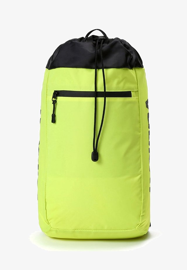 STRIDE - Rugzak - neon yellow