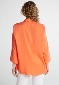 Eterna - Button-down blouse - coral - 1