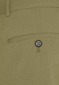Lindbergh - PLAIN MENS SUIT - Traje - light army - 6