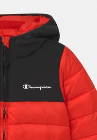 Champion - LEGACY HOODED UNISEX - Winterjacke - red - 2