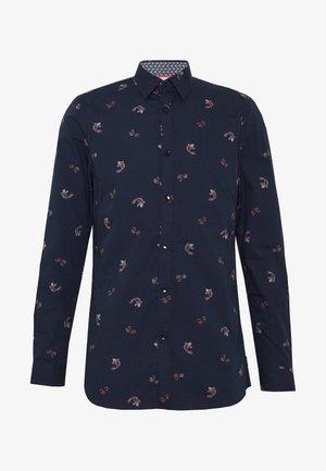 DURBAN KOI FISH - Shirt - navy