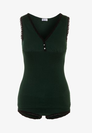 SET: AGATHE - Undershirt - grün