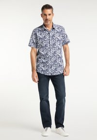 Pioneer Authentic Jeans - Overhemd - navy blue - 1