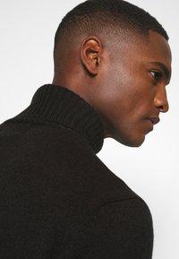 Petrol Industries - Stickad tröja - black - 4