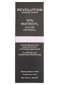Revolution Skincare - WRINKLE AND FINE LINE REDUCING SERUM - 10% MATRIXYL - Sérum - - - 2