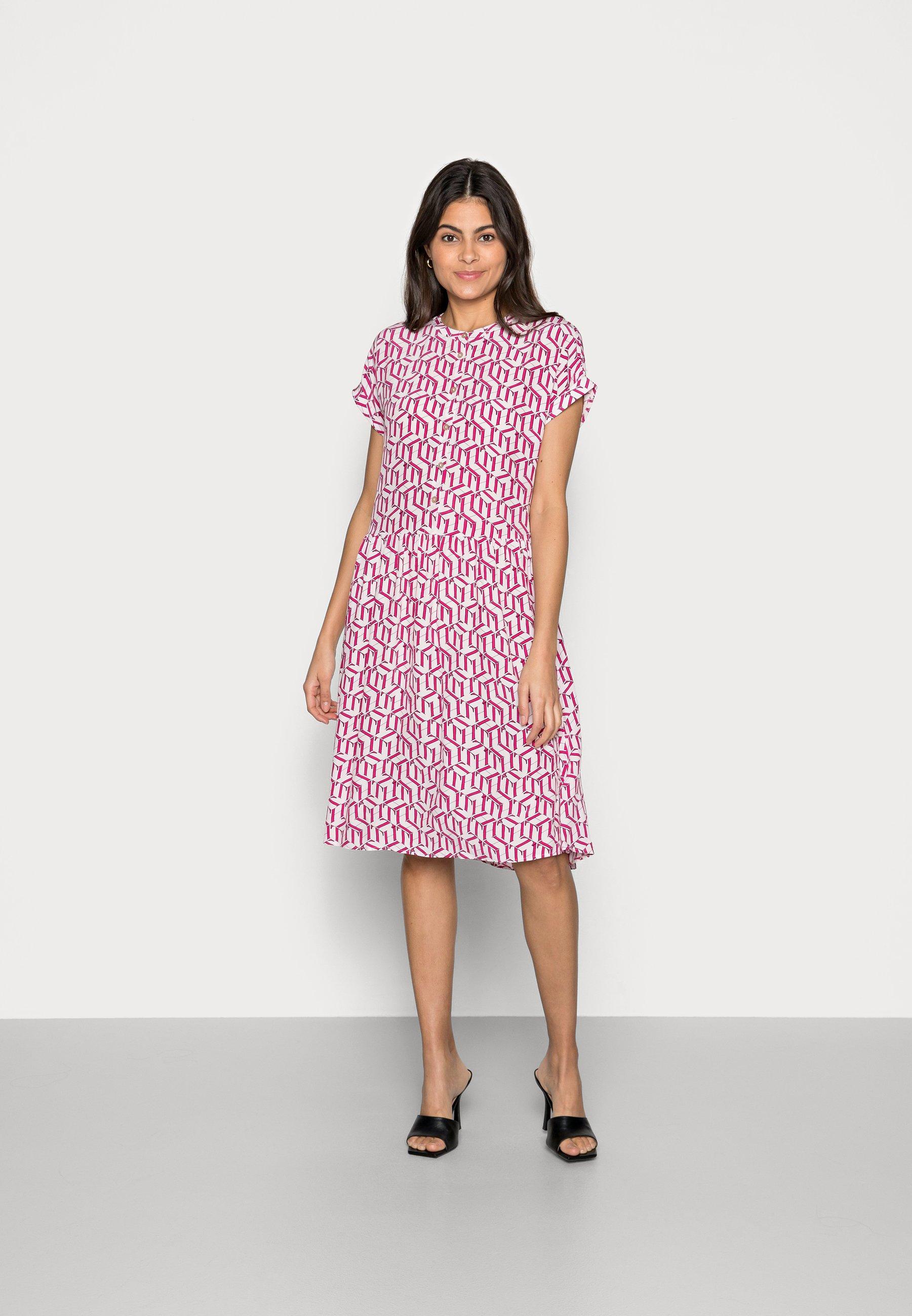 Women KNEE DRESS - Shirt dress
