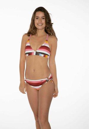 Bikini top - clay