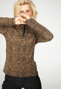 Protest - Fleece jumper - tortilla - 4