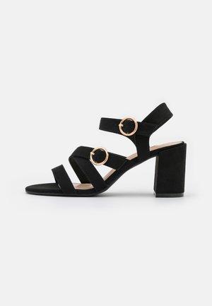 SAFFI  - Sandales - black