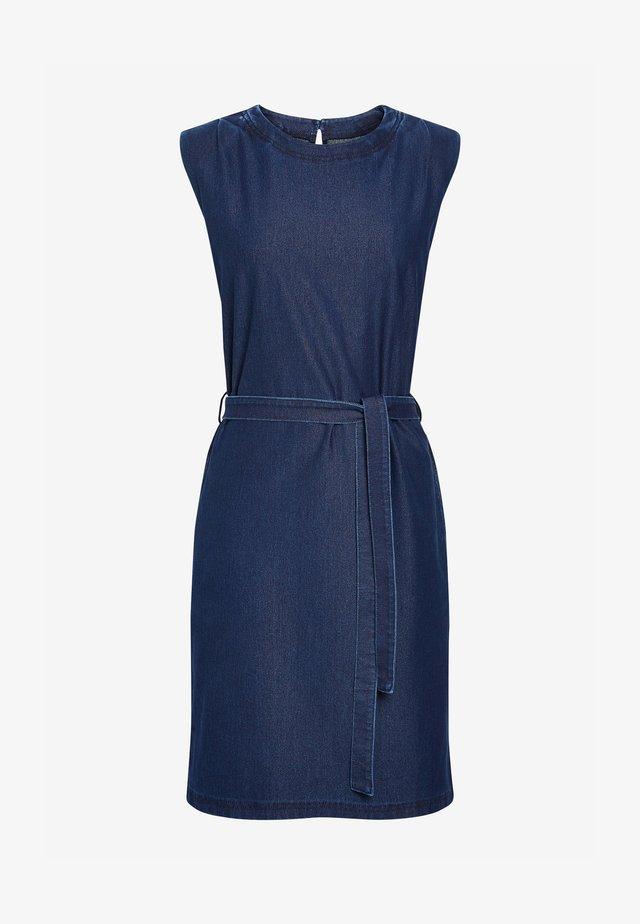 Denimové šaty - dark blue