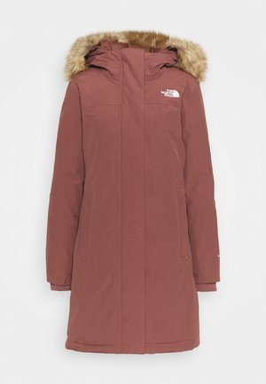 ARCTIC - Parka - marron purple