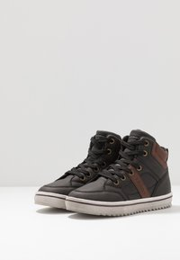 Friboo - High-top trainers - black - 2